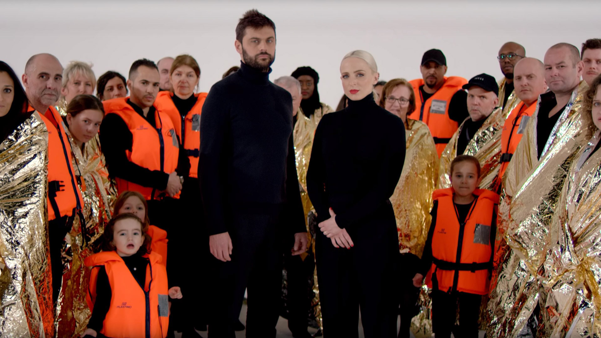 Madame Monsieur – Mercy (Clip officiel)